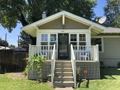 Yakima WA Single Family Home For Sale: $220,000