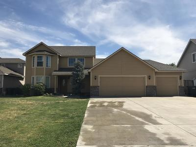 Yakima WA Single Family Home For Sale: $439,009