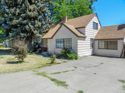 Yakima WA Single Family Home For Sale: $159,900
