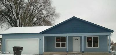 Yakima Single Family Home For Sale: 214 E T St