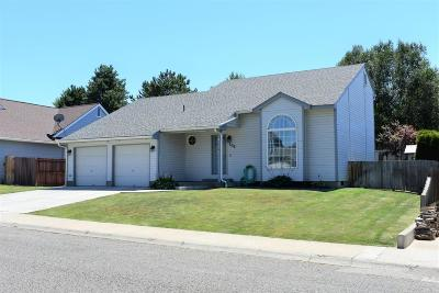 Zillah Single Family Home Ctg Financing: 406 Glenwood Dr