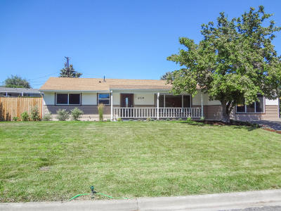 Yakima Single Family Home For Sale: 6509 Chinook Dr