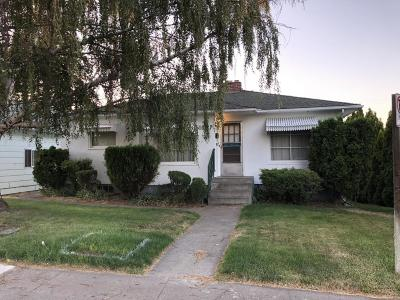Yakima Single Family Home For Sale: 1007 Summitview Ave