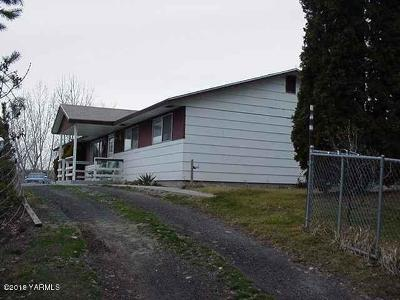 Selah Single Family Home Ctg Financing: 610 Gore Rd