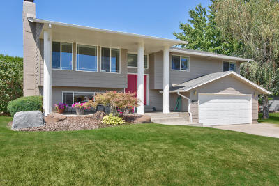 Yakima Single Family Home For Sale: 4805 Castleview Dr