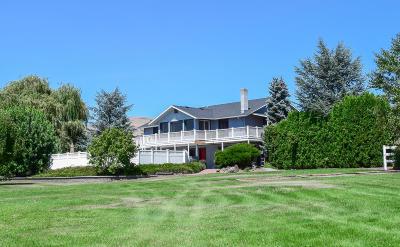 Single Family Home For Sale: 803 Bittner Rd