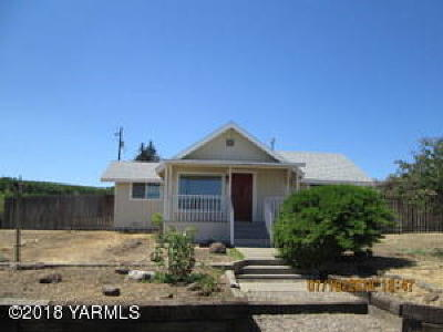 Yakima Single Family Home Ctg Financing: 841 Young Grade Rd