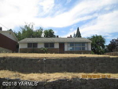 Sunnyside Single Family Home Contingent: 221 Lookout Dr