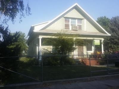 Yakima Single Family Home Contingent: 217 Union St