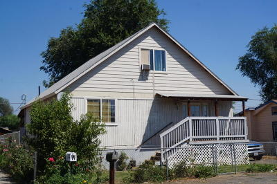 Wapato Single Family Home Ctg Financing: 112 W Elizabeth St