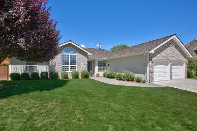 Yakima Single Family Home Contingent: 816 N 49th Ct