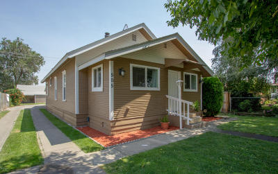 Yakima Single Family Home Ctg Financing: 505 N 7th St