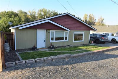 Selah Single Family Home Ctg Financing: 1203 W Cherry Ave