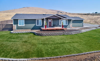 Yakima Single Family Home For Sale: 1203 N 57th St