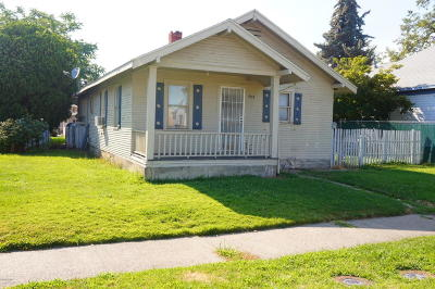 Yakima Single Family Home For Sale: 408 S 13th Ave