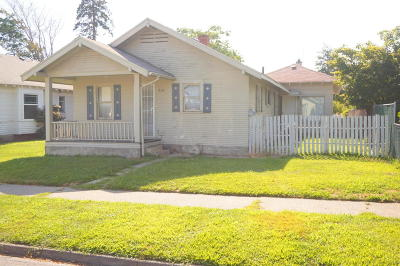 Yakima Multi Family Home For Sale: 408 S 13th Ave