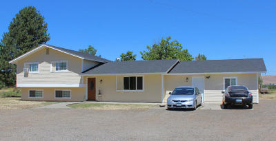 Wapato Single Family Home For Sale: 2491 Lateral 1 Rd