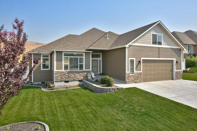 Yakima Single Family Home Ctg Financing: 5007 Boulder Way