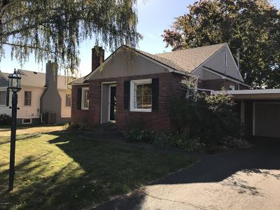Yakima Single Family Home For Sale: 206 S 33rd Ave