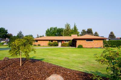 Yakima Single Family Home For Sale: 4607 Douglas Dr