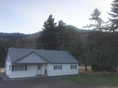 Naches Single Family Home For Sale: 8600 State Route 410