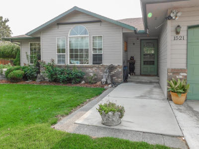 Yakima Single Family Home For Sale: 1521 S 68th Ave