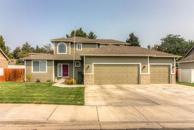 Yakima County Single Family Home For Sale: 7409 Fremont Way