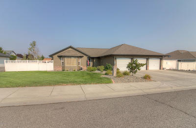Yakima County Single Family Home For Sale: 203 S 86th Pl
