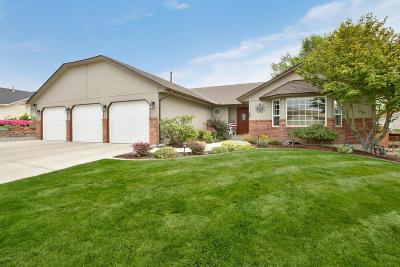 Yakima Single Family Home Ctg Financing: 5502 Channel Dr