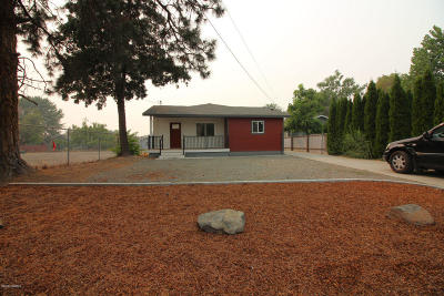Yakima Single Family Home Ctg Financing: 1212 S Fair Ave