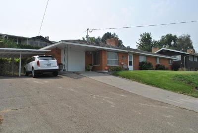 Sunnyside Single Family Home For Sale: 315 Columbia Ave