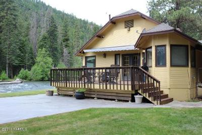 Naches Single Family Home For Sale: 20980 Wa-410