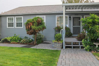 Yakima Single Family Home For Sale: 9110 Summitview Ave
