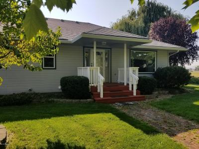 Yakima Single Family Home Ctg Financing: 613 Bittner Rd