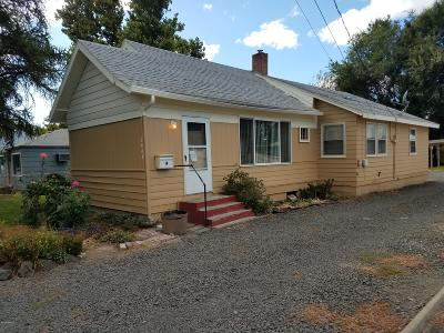 Yakima Single Family Home For Sale: 1404 S 18th Ave Ave