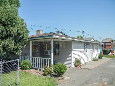 Yakima Single Family Home For Sale: 1511 S 9th Ave