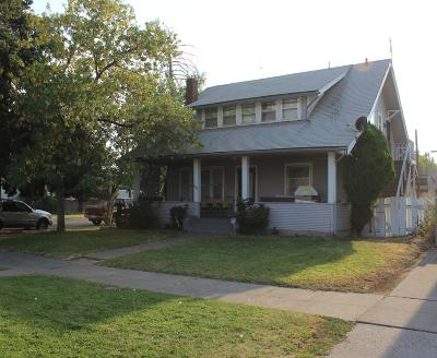 Yakima Single Family Home For Sale: 316 S 8th Ave