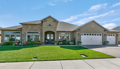 Yakima Single Family Home For Sale: 7506 Lyons Ln