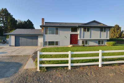 Yakima Single Family Home For Sale: 5208 Crest Acres Ln