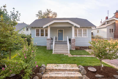 Yakima Single Family Home For Sale: 218 S 18th Ave