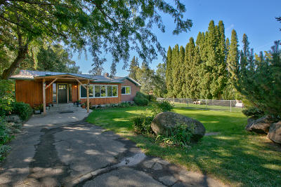 Yakima Single Family Home For Sale: 70 Rock Garden Ln