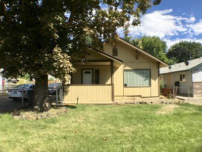 Yakima Single Family Home Ctg Financing: 1313 S 16th Ave