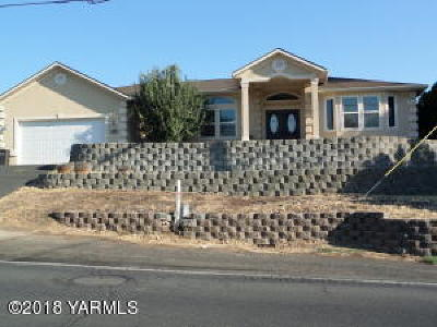 Yakima Single Family Home For Sale: 5803 Englewood Ave