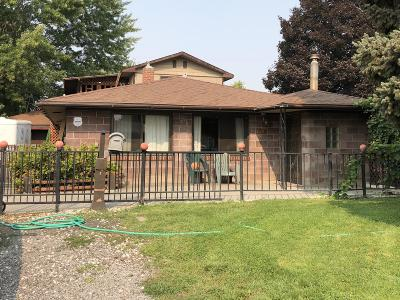 Yakima Single Family Home Ctg Financing: 1602 S 4th Ave
