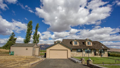 Naches, Cowiche, Tieton, Gleed, Moxee, Union Gap Single Family Home Ctg Financing: 491 Section 1 Rd