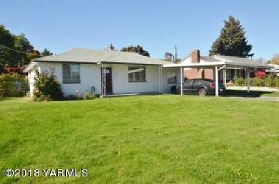 Yakima Single Family Home For Sale: 914 S 28th Ave