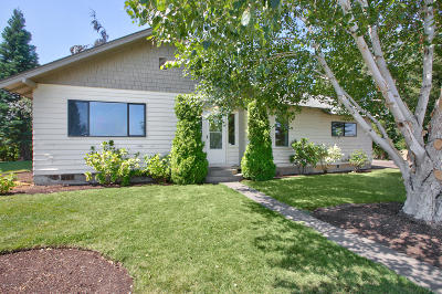 Yakima Single Family Home For Sale: 15281 Tieton Dr