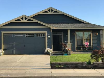 Naches, Cowiche, Tieton, Gleed, Moxee, Union Gap Single Family Home Ctg Financing: 806 Citra Ave