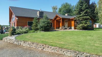 Selah Single Family Home For Sale: 50 Horseshoe Ln