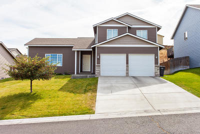 Selah Single Family Home Ctg Financing: 1704 W Naches Ave